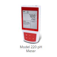 Model 220 pH Meter